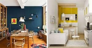 Comment Agrandir Une Piece Avec 2 Couleurs : comment peindre une piece pour l agrandir maison design ~ Dailycaller-alerts.com Idées de Décoration