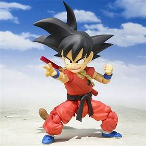 Kid Goku | S.H. Figuarts | Dragon Ball Z Kai Super ...