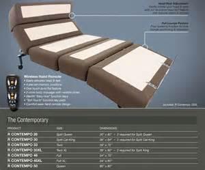 Rize Adjustable Bed by Rize Elevation Adjustable Bed