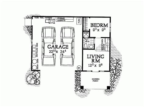 garage floor plans with apartment garage plans with apartment one smalltowndjs com