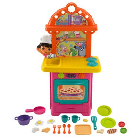 dora the explorer sizzling surprises kitchen price 37 49