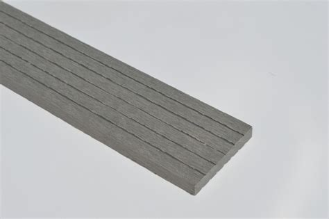 Solid Plastic Decking Boards