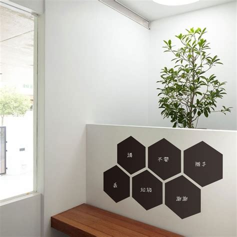Awesome Tile Stickers Removable Vinyl Wallpaper Designs Solution For Renters by New Removable Vinyl Blackboard Wall Sticker Office Home