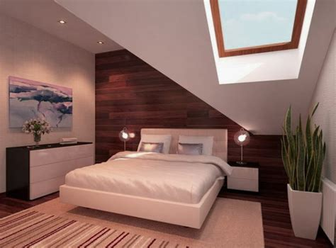 Dachschräge Farbe by Schlafzimmer Dachschr 228 Ge Gestalten
