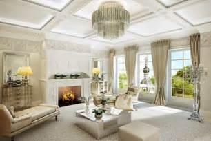 modern curtain design luxurious living room ideas 2015