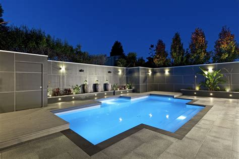 appealing backyard pool designs  contemporary