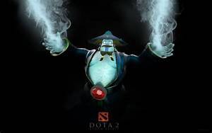 DOTA 2 - Storm Spirit poster by Mwingine on DeviantArt