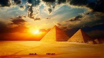 Giza Pyramids Pyramid Wallpapers Windows Tens Ultrahd