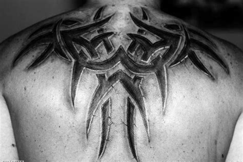 tribal tattoos  men masculine design ideas