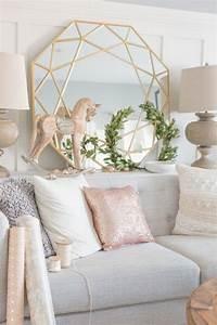 Rose Gold Decor : 16 rose gold and copper details for stylish interior decor style motivation ~ Teatrodelosmanantiales.com Idées de Décoration