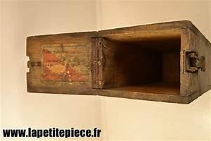 Caisse En Bois à Donner : caisse en bois pour 300 cartouches 7 92 mm pour mg34 ~ Louise-bijoux.com Idées de Décoration