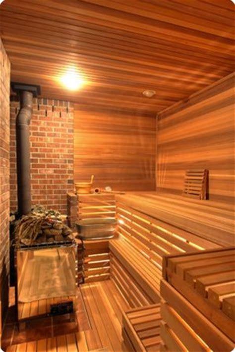 spectacular sauna designs