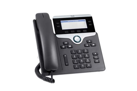 Cp7821k9  Cisco 7800  Ip Phone  2 Lines Unified