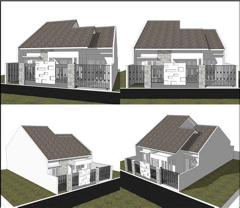 diskusi desain rumah minimalis  lantai ukuran