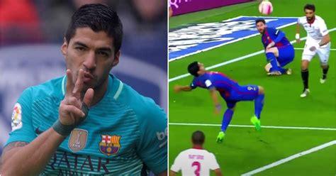 Atletico Madrid vs Barcelona: Luis Suarez compared to ...