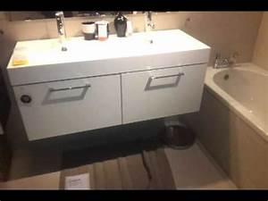 Ikea Waschtisch Godmorgon : ikea godmorgon vanity unit youtube ~ Orissabook.com Haus und Dekorationen