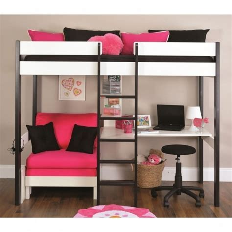 Bunk Bed with Only Top Bunk   Bed & Headboards