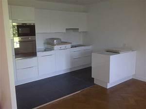 Pose De Cuisine : pose et installation de cuisine neuve mise aux normes de ~ Melissatoandfro.com Idées de Décoration