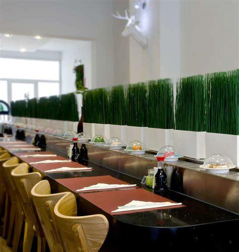 restaurant japonais tapis roulant japonais tapis roulant 28 images 192 tables rolling sushi bazar magazin magazine de l de
