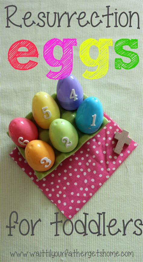 resurrection eggs for toddlers wait til your gets 917 | 12