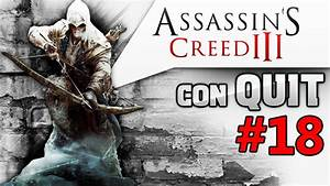Assassin's Creed III - Ep 018 parte 1 - First Blood ...