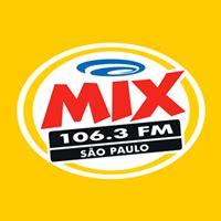 Rádio Mix FM 106.3 - São Paulo / SP - Brasil | Radios.com.br