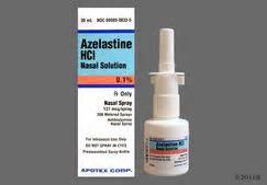 Azelastine Coupon - Azelastine 30ml of 137mcg/spray nasal spray Azelastine Nasal Spray