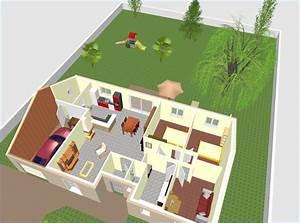 simple plan de maison d m with construire sa maison en 3d With ordinary construire sa maison 3d 0 tuto gratuit dessiner sa maison avec sketchup avec