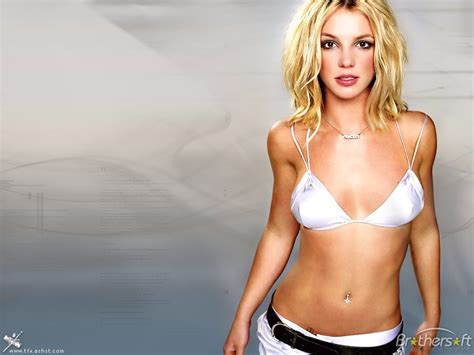 Sexy Britney Spears Hot Sizzling Wallpapers 521