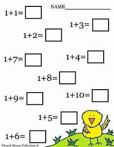 Easter Math Worksheets For Kids. | School Kids | Pinterest ...
