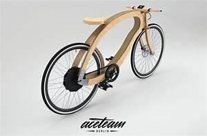Fahrrad Wandhalterung Holz : wood e bike pedelec aus eschenholz pedelecs und e bikes ~ Markanthonyermac.com Haus und Dekorationen