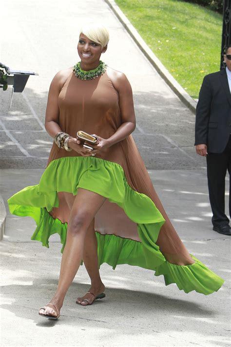 nene leakes fishtail dress nene leakes  stylebistro