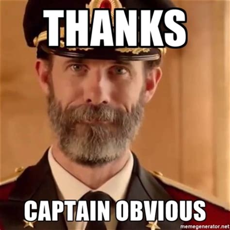 Thanks Captain Obvious Meme - louis ck at the wamu theater friday december 9th seattlewa