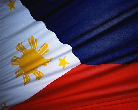 gambar bendera filipina