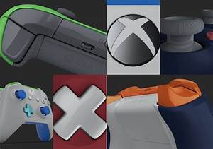 Only A Year Later Xbox Design Lab Custom Controllers Are