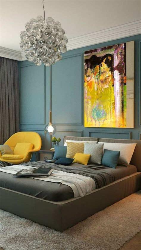 couleur chambre bleu couleur pour chambre à coucher 111 photos pour s 39 inspirer