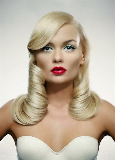 retro styles for hair vintage hairstyles vintage hairstyles for hair
