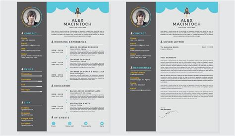 Cv Template Design Free by Free And Beautifully Designed Resume Templates Designmodo