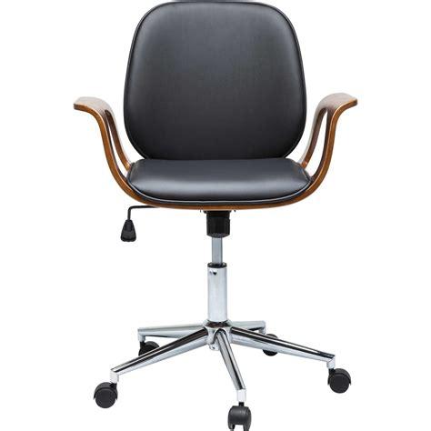 chaises de bureau design chaise de bureau contemporaine patron kare design