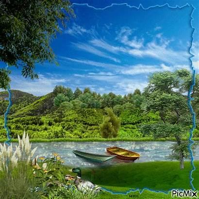 Water Landscape Picmix