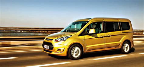 ford tourneo grand connect fahrbericht ford grand tourneo connect 1 6 im test