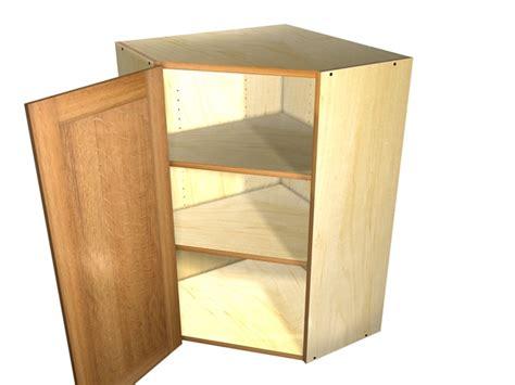 45 degree corner kitchen cabinet 1 door 45 degree corner wall cabinet
