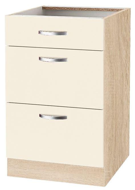 küchen unterschrank mit schubladen unterschrank 50 breit bestseller shop f 252 r m 246 bel und einrichtungen