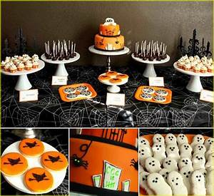 Buffet Halloween : 99 best entertaining buffet style images on pinterest ~ Dode.kayakingforconservation.com Idées de Décoration