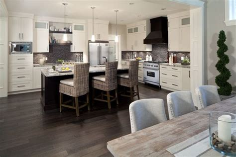 pictures of kitchens with islands seaside interiors houzz inspiration wallmark homes 7475