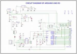 Basic Circuit Diagram Of Arduino Uno R3