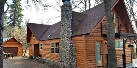 Log Siding * Log Cabin siding * Log Siding Prices & Pictures