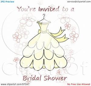 bridal shower border clip art 76