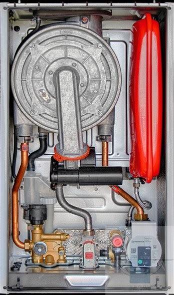 Kondensācijas Gāzes Apkures Katls 25 kW - Thermex Balius HM25 | Vannupasaule.lv