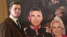 Nach Zsa Zsas Tod: Adoptivprinz sorgt sich um Frédéric ...